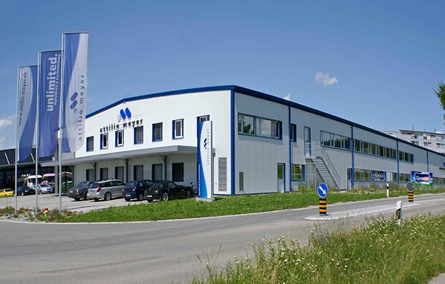 Gebäude Attilio Meyer AG