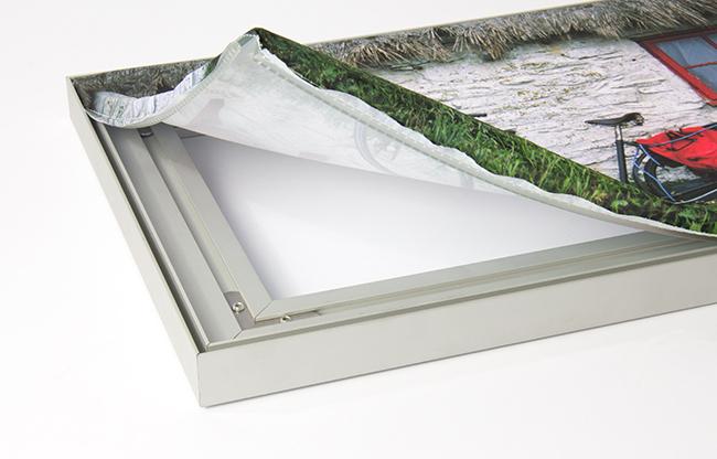 Aluminium Kederrahmen