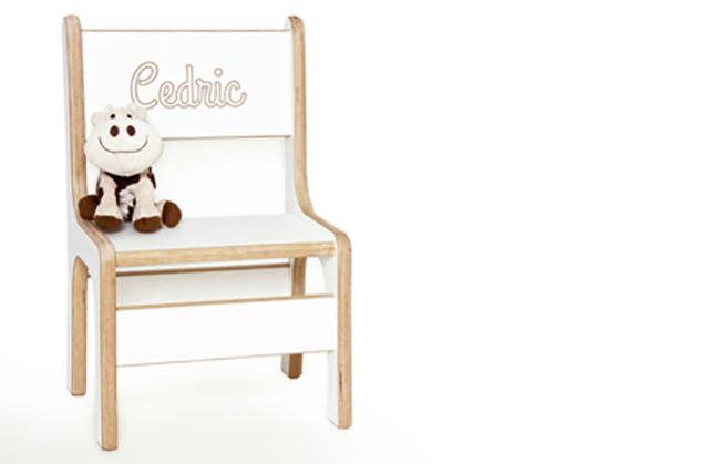 Kinderstuhl personalisiert